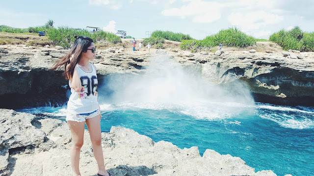foto cantik the devil's tears bali