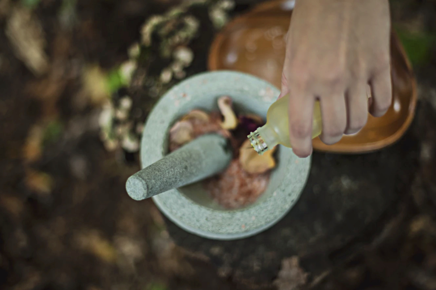 mortar and pestle witchcraft
