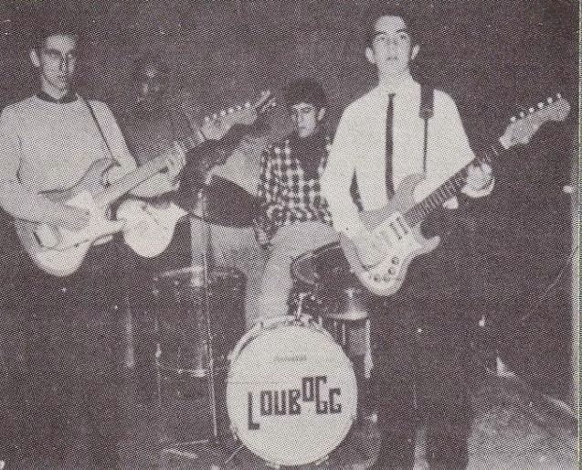 The Loubogg - greek 60s rock band