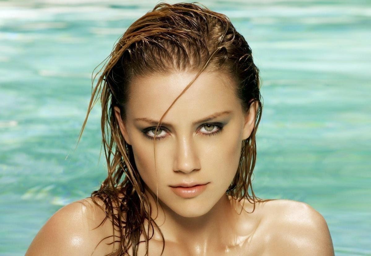 CELEBRITIES HD WALLPAPER DOWNLOAD: Amber Heard HD Wallpapers Fee Download