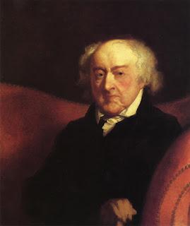 painting of John Adams