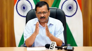 Kejriwal writes to PM, says ready to make whatever changes Centre wants in doorstep ration scheme