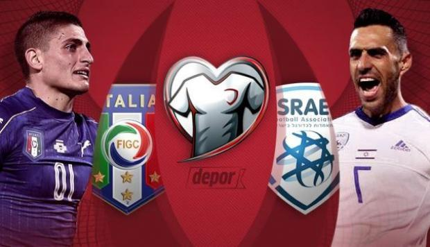 Vedere Italia Israele Streaming Gratis Rojadirecta