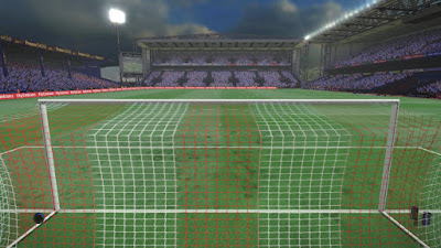 PES 2017 Stadium Ewood Park by PES Mod Goip
