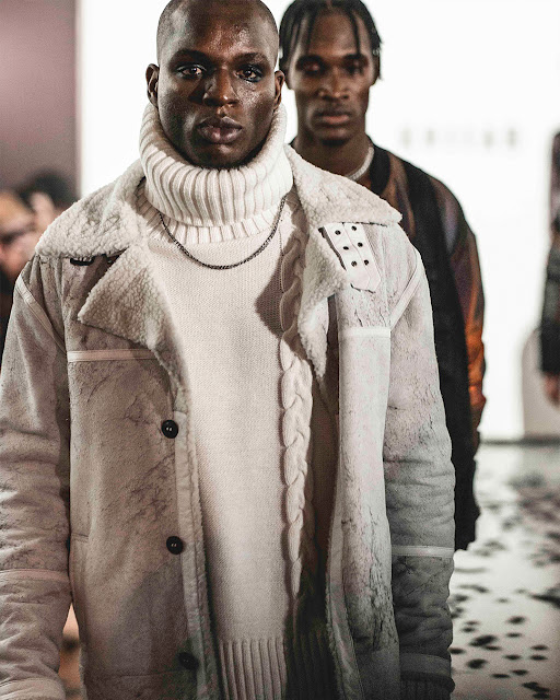 New York Fashion Week Kollar