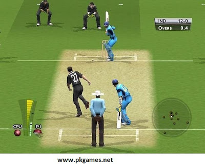 EA Cricket 2000 Highly Compressed PC Game Download