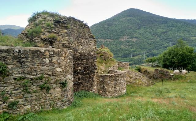 Castell de València d'Àneu