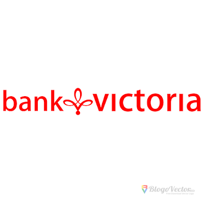 Bank Victoria Logo Vector