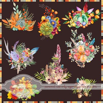 ~~ 8 autumn cluster