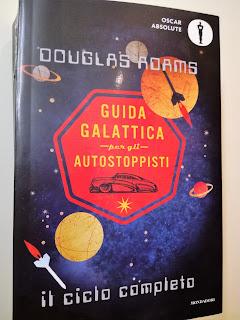 Guida galattica per gli autostoppisti Douglas Adams