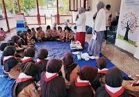 """Gandeng MIN Tolobali, Gerakan Mbojo Tana'o Gelar Kegiatan Bertajuk """"Literasi untuk Generasi"""""""