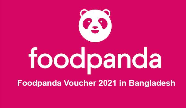Foodpanda Voucher 2021 in Bangladesh