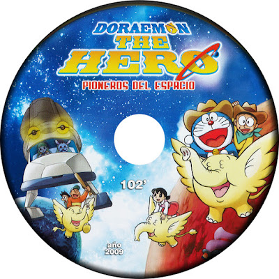 Doraemon The Hero - Pioneros del espacio - [2009]
