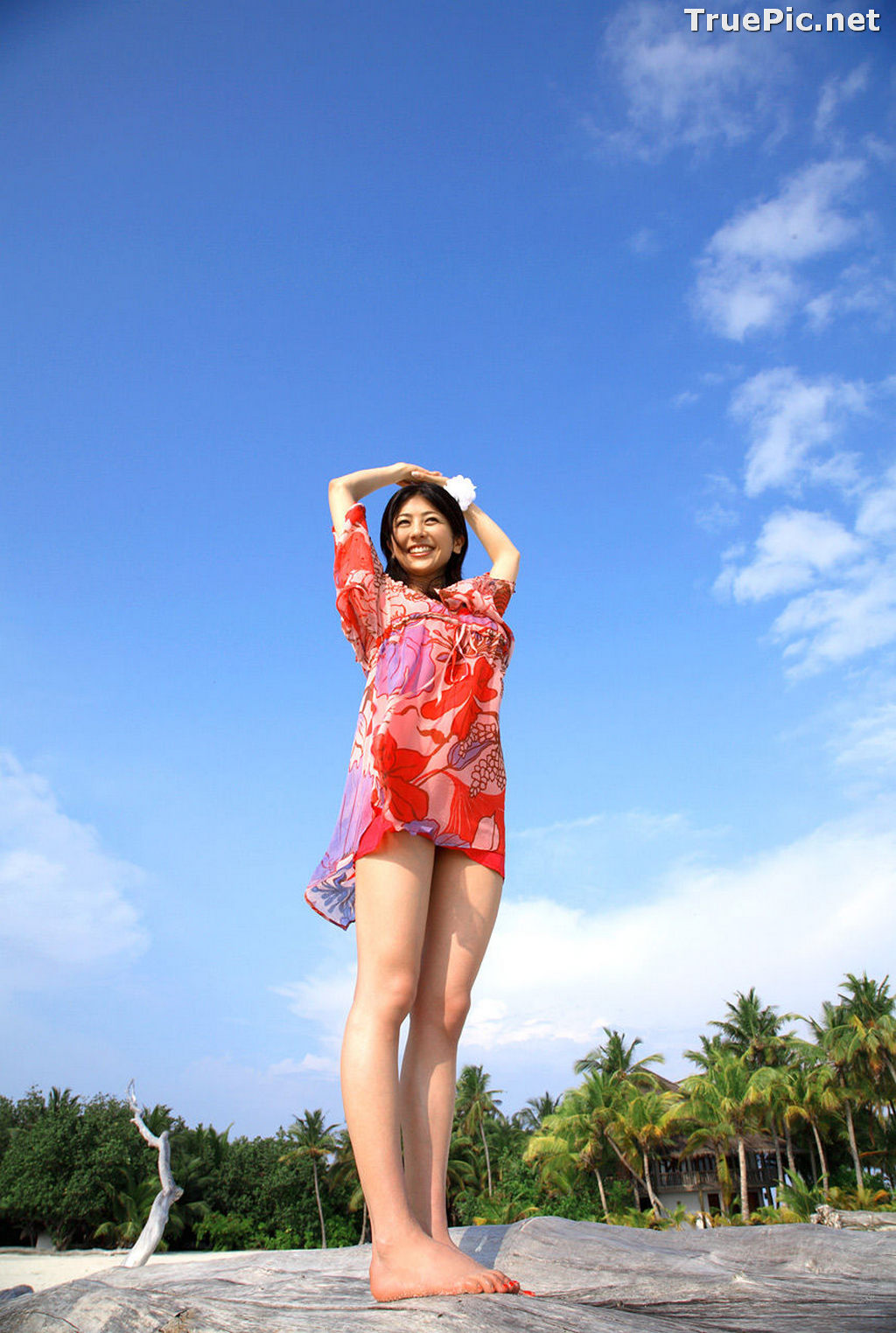 Image Japanese Actress - Miho Shiraishi - Heavens Door Photo Album - TruePic.net - Picture-4