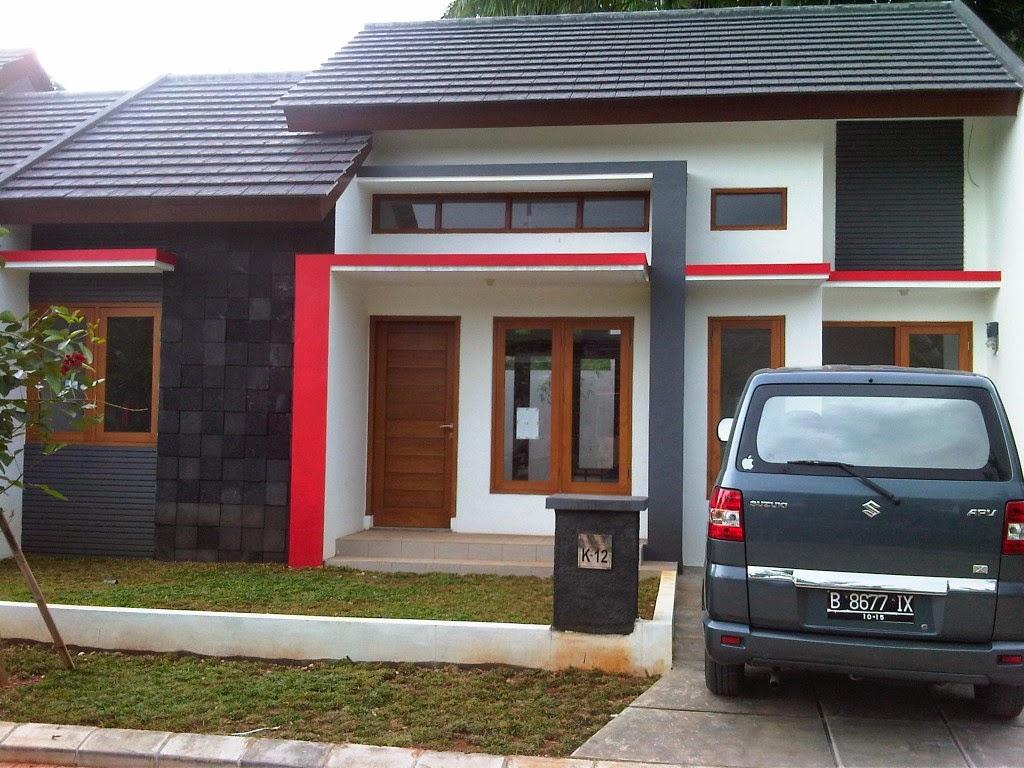 Desain Teras Rumah Type 45 1 Lantai