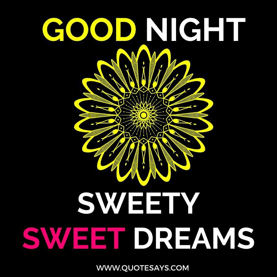 Good Night Yellow Flower