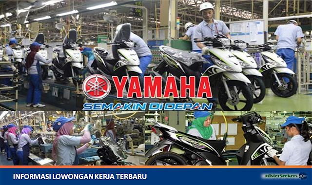 Lowongan Kerja PT Surya Timur Sakti Jatim (Distributor Motor Yamaha)