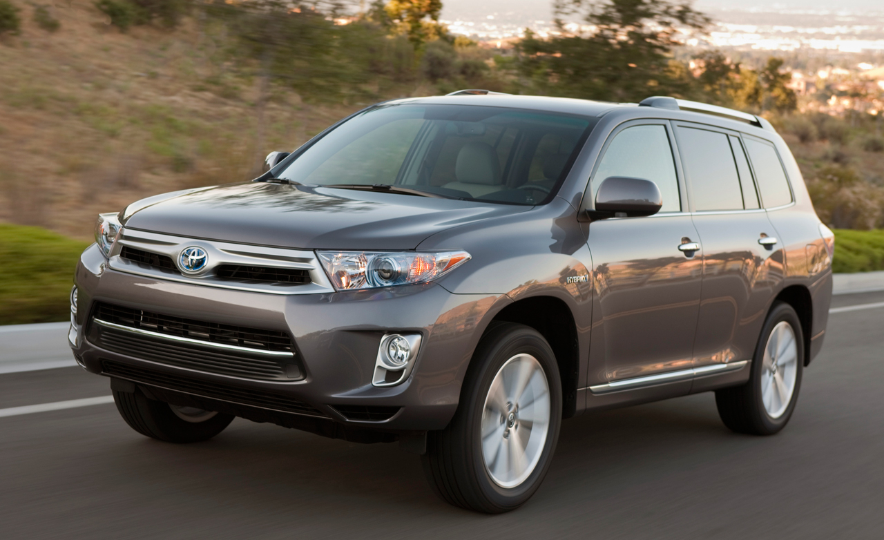 2011 Toyota Highlander Hybrid Mpg U2013 Cars Toyota Review
