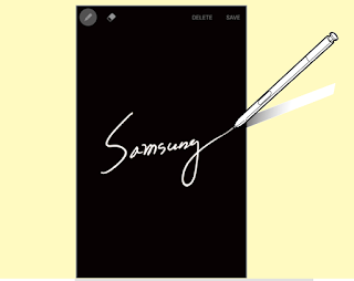 Samsung Galaxy Note 5 Amazing S Pen Screen off Memo
