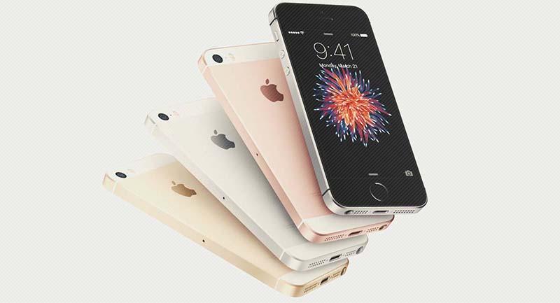 Ponsel Terjangkau iPhone 5 SE