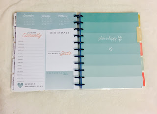 The Happy Planner review | brazenandbrunette.com