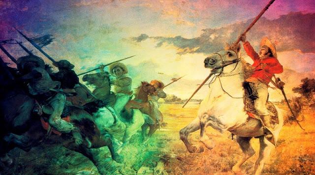 APURE: Se cumplen 201 años de la Batalla Queseras del Medio. 1819-2020. Micro Yo Amo Apure (AUDIO).