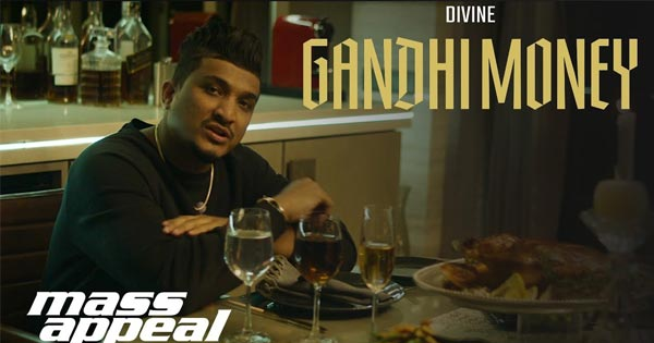 Divine gandhi money indian rap song