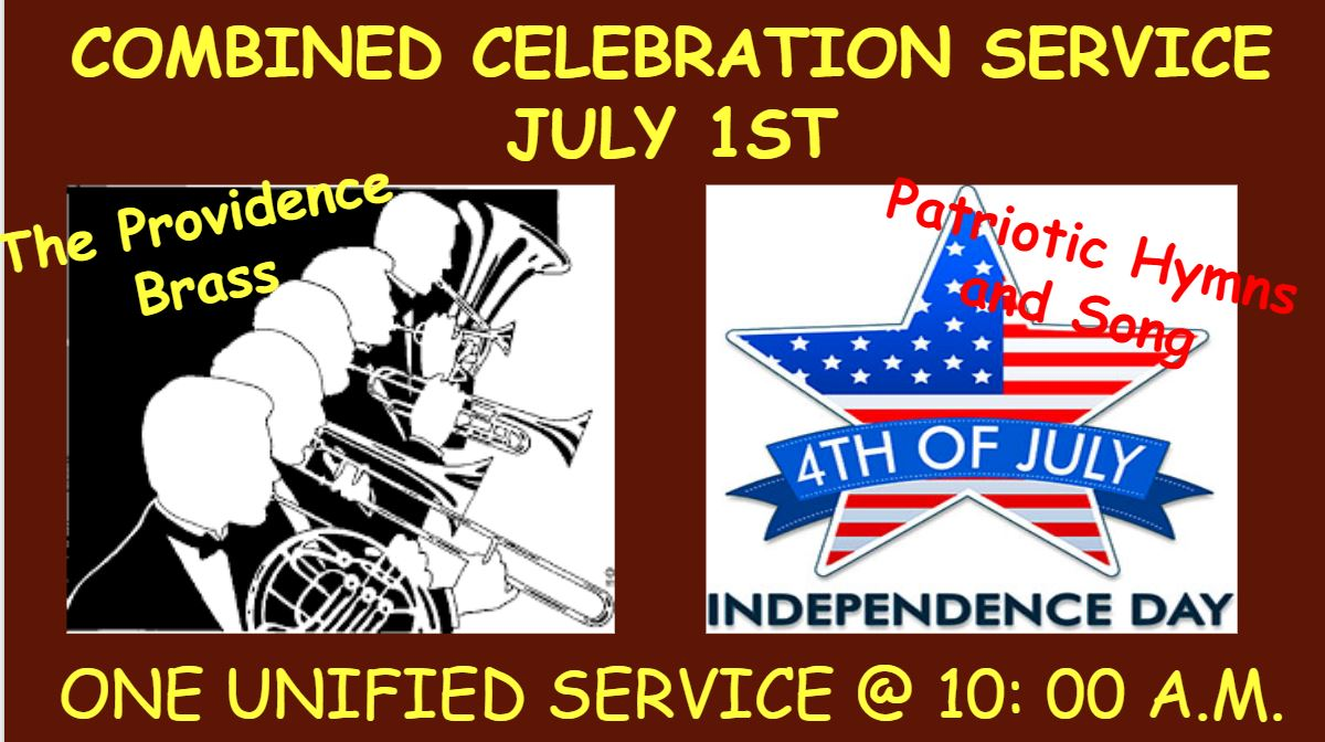 One Unified Service on July 1st