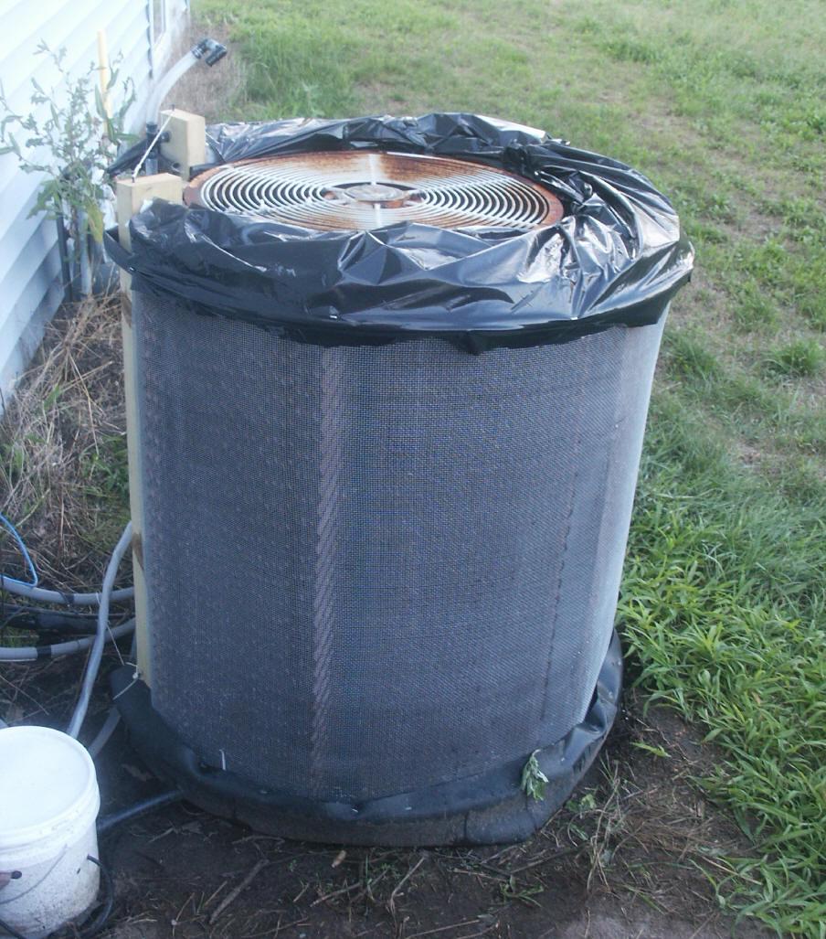L005 HAIGINT 15M Air Cool Misting System for garden layard