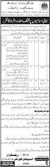 Jobs in Ministry of Interior Sindh, Karachi