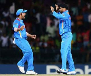 England vs India 10th Match ICC World T20 2012 Highlights