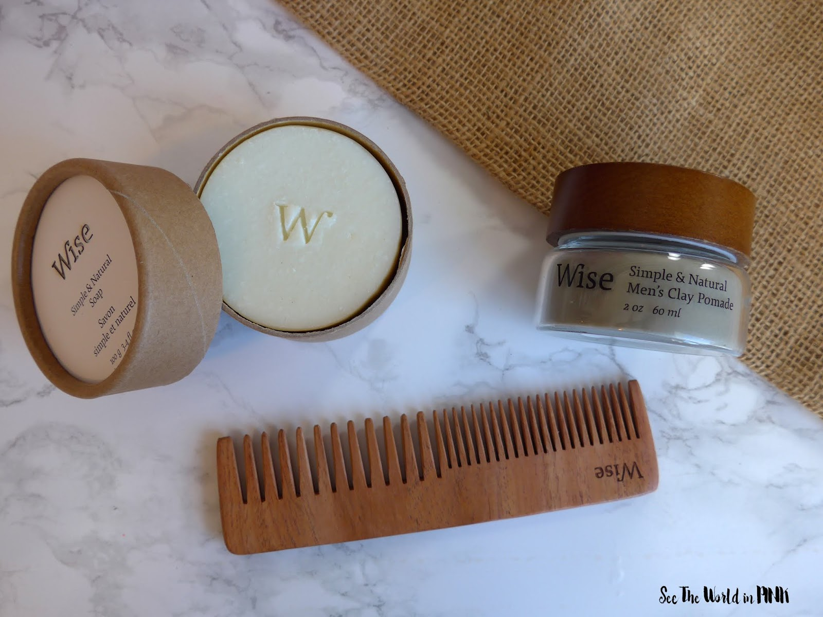 Wise - Canadian Men's Natural, Organic and Vegan Products