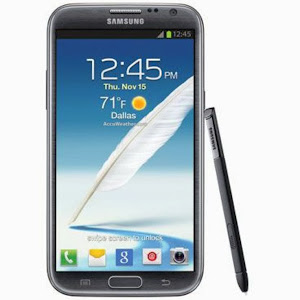 Samsung Galaxy Note II Titanium Gray