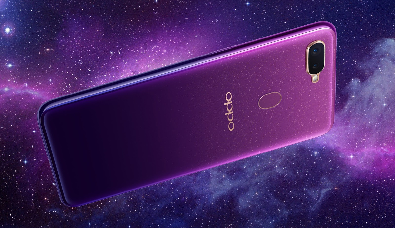 OPPO F9 Starry Purple