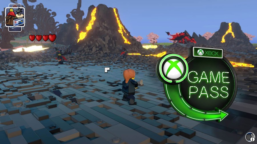 xbox game pass 2019 lego worlds xb1 traveller's tales warner bros interactive