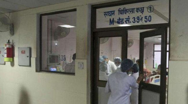 Incendio in un ospedale in India: morti 10 neonati