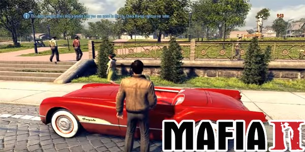 Mafia II - Screenshot 2