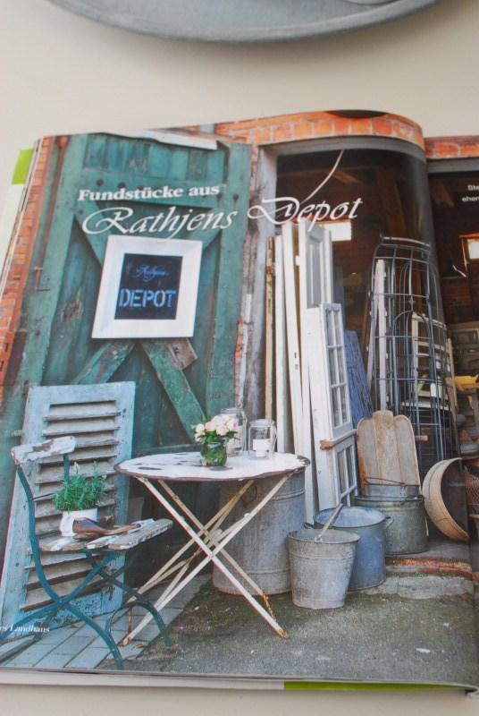 rathjens reportage in mein sch nes landhaus. Black Bedroom Furniture Sets. Home Design Ideas