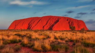 Penampakan Alam Australia