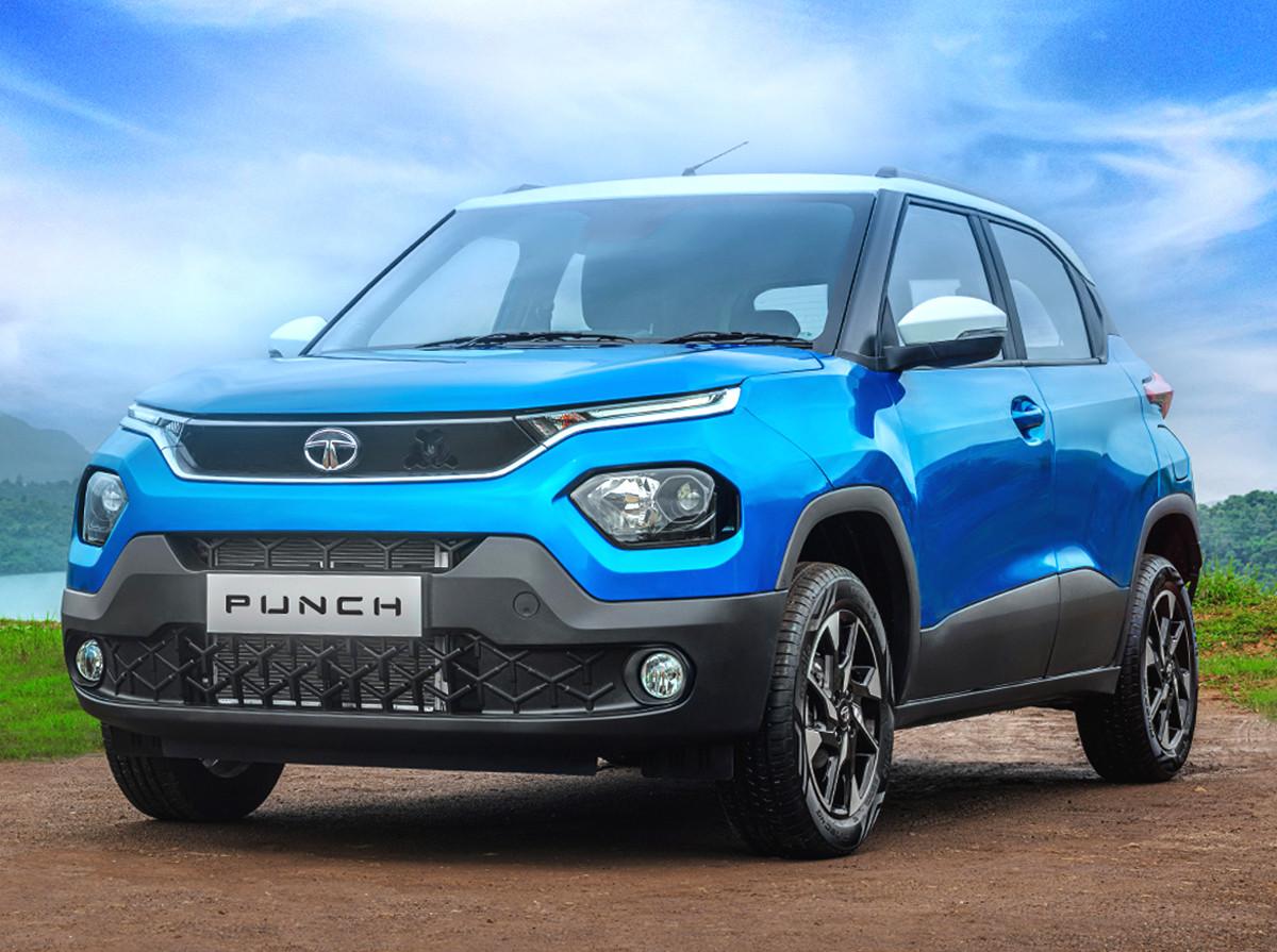 تاتا بانش : أصغر سيارة SUV للشركة الهندية