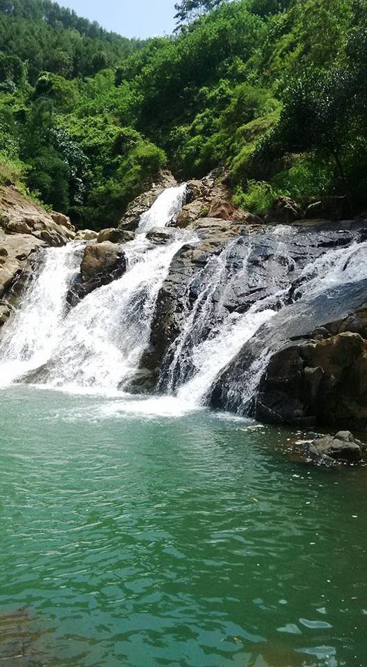 Alamat air terjun jurug Mangir  Bogoran, Kampak