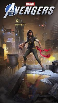 Ms. Marvel (Kamala Khan) se une a Marvel's Avengers.