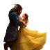 PNG A Bela e a Fera (Emma Watson, Beauty & the Beast)