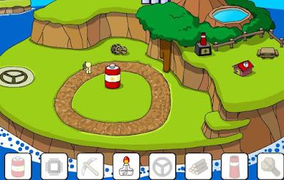 Chơi game xây dựng đảo thiên đường thú vị