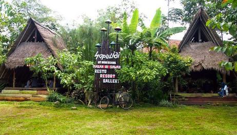 Tempat wisata sapu lidi di lembang bandung