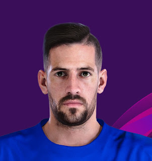 PES 2020 Faces Kiko Casilla by Lucas Facemaker