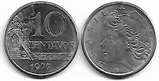 10 centavos, 1977