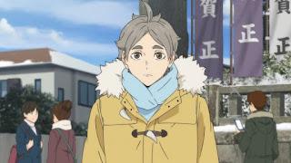 ハイキュー!! アニメ 4期   菅原孝支 Kōshi Sugawara   CV:入野自由   Hello Anime !