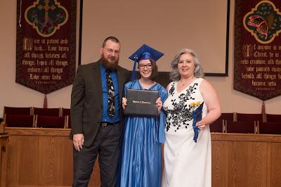 Homeschool Highlights - The Week AFTER Graduation on Homeschool Coffee Break @ kympossibleblog.blogspot.com