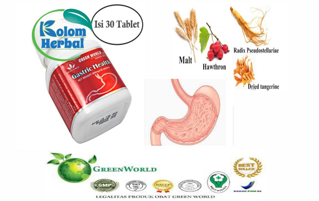 Obat Penyakit Gastroenteritis Herbal Tradisional